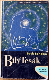 JACK LONDON - Bílý Tesák