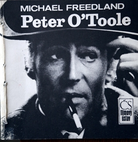 MICHAEL FREEDLAND - Peter O'Toole