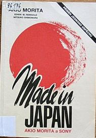 AKIO MORITO - Made in Japan